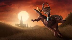 Twilight Beasts by jukajo