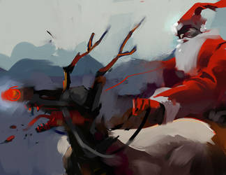 santa by spx