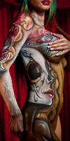 Sugar Skull by Roustan