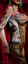Sugar Skull by Roustan