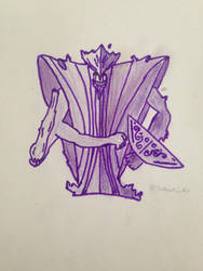 Susanoo  by Darkwolf335