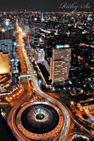 Jakarta from My Eyes by rickysu