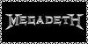 Megadeth Stamp by MegadethStamp1plz