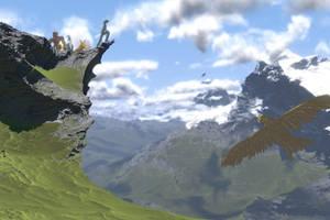 Waves of Stone RPG by teknof
