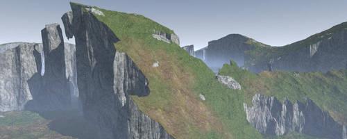 landscape5 by teknof