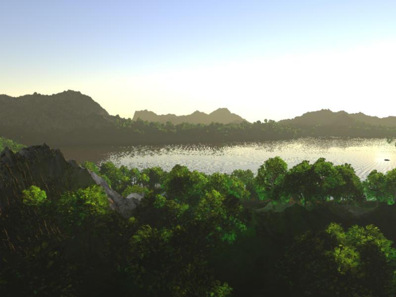 landscape6 by teknof