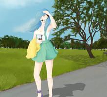 AT: Spring by RileyTheRogue
