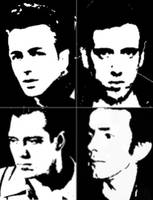 The Clash in Black and White by Dramo