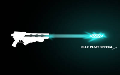 Tribes Blue Plate Special Wallpaper (outdated!) by Bonfi96