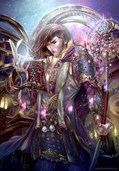 Archmage by Ruavell