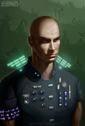 Joe-Portrait by StudioSolo