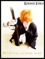 Ichigo-Ready for another fight by yaminita