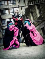 Trio by yaminita