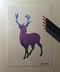 Deer by Bobblegary