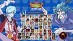 Rival Schools Character select JAM by DmitriYu