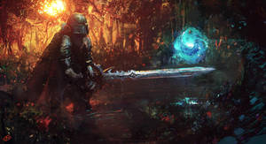Spirits of the Forest by WojtekFus