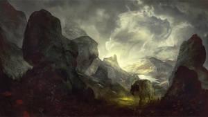 The Hunt by WojtekFus