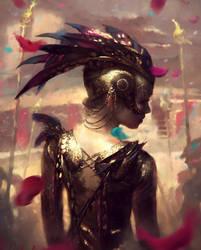 The Queen's Return by WojtekFus