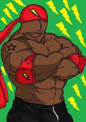 Super Muscle by carugarupanda93