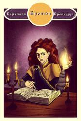 Hermione TES by Natalliel