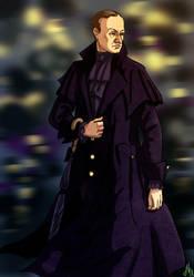 Mycroft by Natalliel