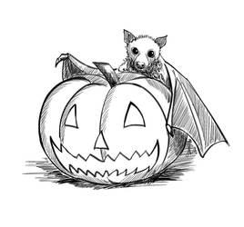 Halloween by Natalliel
