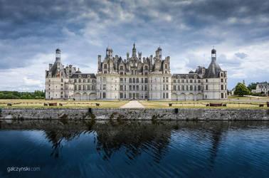 Chambord Castle by RadekGalczynski