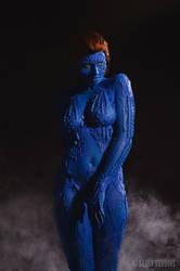 Mystique by Meluxine