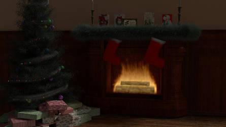 Christmas 2016 by csbird