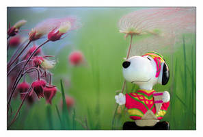 snoopy by evis42