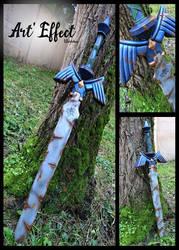 Master Sword - Zelda by ArtEffectWorkshop