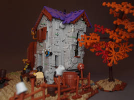 LEGO. Zhysh's Brewery by DwalinF