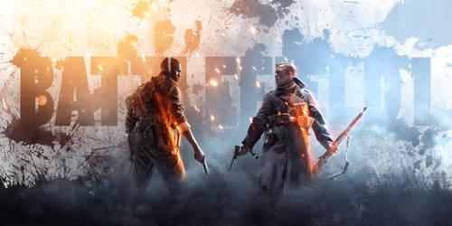 Battlefield 1 by DeadShotAli by DeadShotAli
