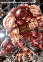 Juggernaut by Osmar-Shotgun