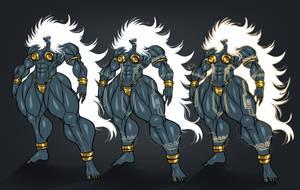 New Original Character: Safira by Osmar-Shotgun