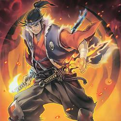 Shiranui no Mononofu by 1157981433