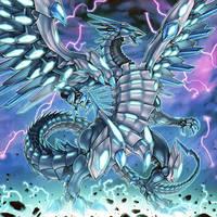 Blue-Eyes Chaos MAX Dragon by 1157981433