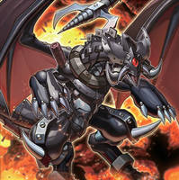 Destruction Dragon by 1157981433
