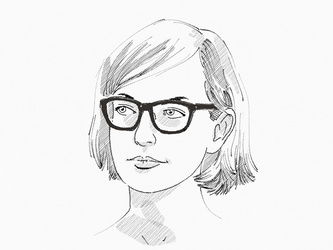 portrait #831 by heikoboos