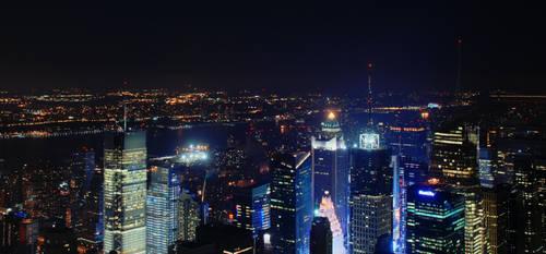 City Sky I by paldorslate