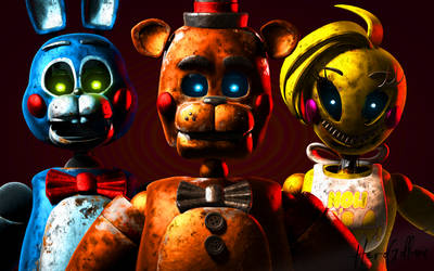 Toy Animatronics by HeroGollum
