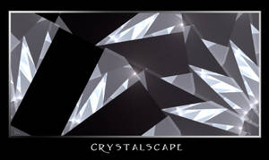 Crystalscape by LadyBlacksword