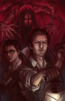 The Evil Within by Pew-PewStudio