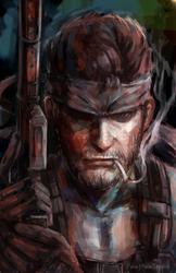 Metal Gear Solid by Pew-PewStudio