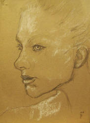 golden willow by KatarzynaKostecka