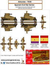 35 Lanchester Spain 1 by TuliusHostilius
