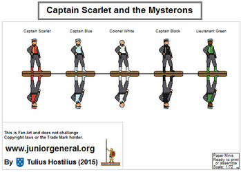 1230 Captain Scarlet and the Mysterons 1.1 by TuliusHostilius