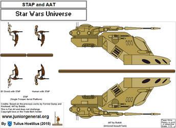1242 STAP and AAT 1.1 by TuliusHostilius