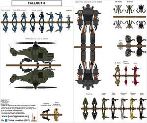 1031 Fallout set 1.4 by TuliusHostilius