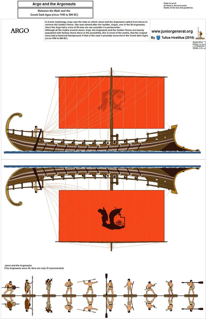 2246 Argo e os Argonautas 1.9 by TuliusHostilius ...